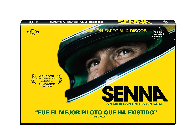 Senna - Edición Horizontal [DVD]: Amazon.es: Ayrton Senna ...