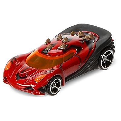 Hot Wheels Darth Maul Vehicle: Toys & Games