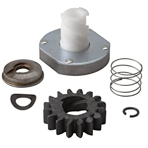 "Briggs & Stratton 696541 Electric Starter Drive Kit with ""C"" Ring Retainer"