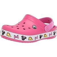 crocs Crocband Minnie Clog K Alpargatas para Niñas