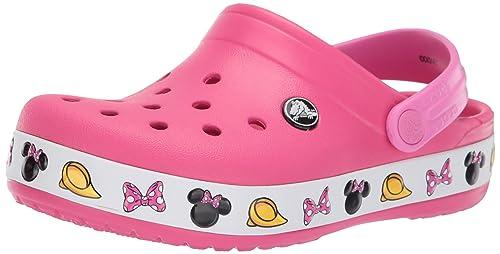4a624d4bd Crocs Baby-Girls Crocband Minnie Clog Clog  Amazon.ca  Shoes   Handbags
