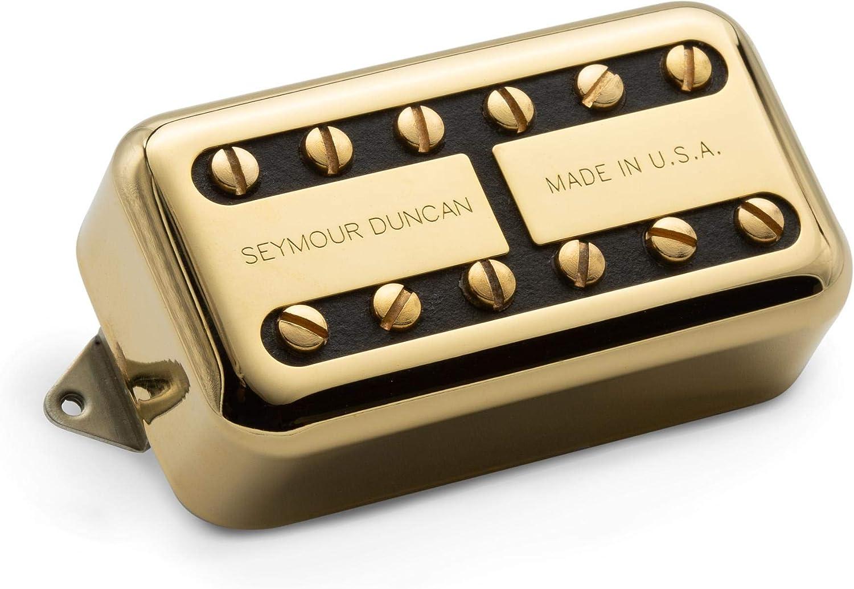 Seymour Duncan Psyclone Neck Humbucker Pickup Gold