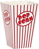 Popcorn Boxes, Pack of 10