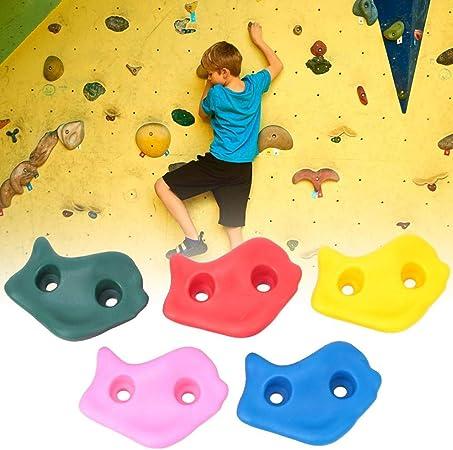 20 presas para escalada en roca para niños, forma única, sin ...