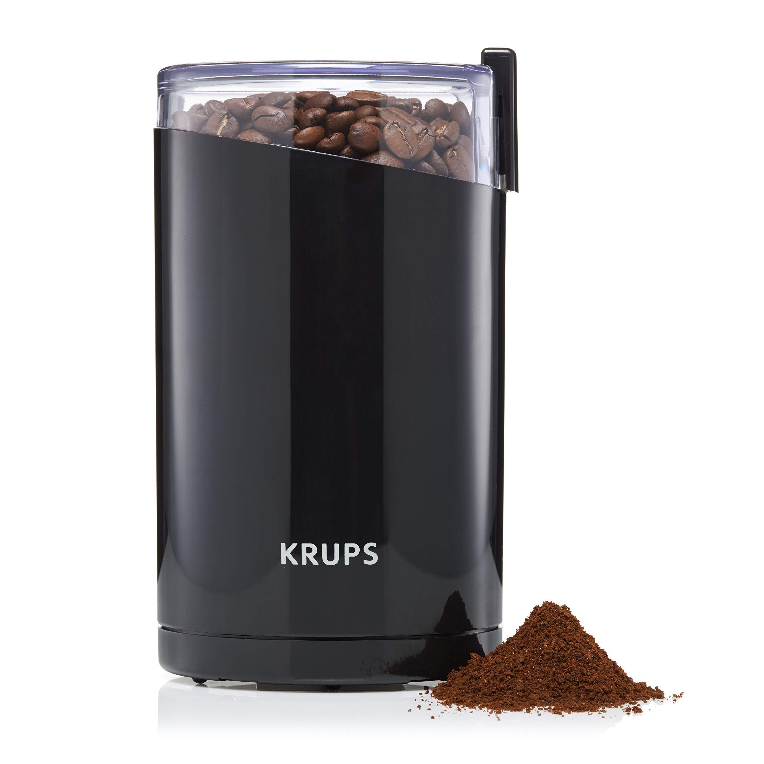 Molinillo de café y triturador de especias eléctrico