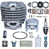 Details about  /Cylinder Kit for HUSQVARNA 154 45mm #503503903 254 XP Chrome-plated