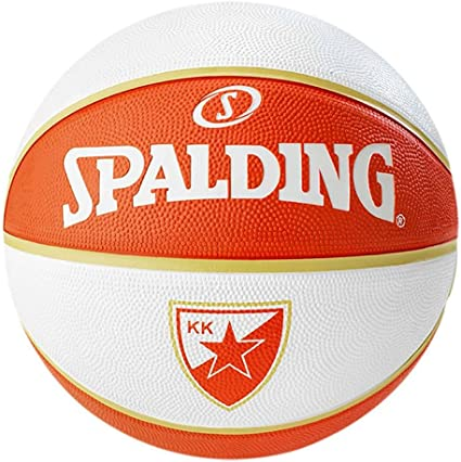 Spalding Basketball EL Team Belgrade - Pelota de Baloncesto, Color ...