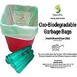 Naturepac Garbage Bags Biodegradable Premium Small Size 43 Cm X 51 Cm ,(180)