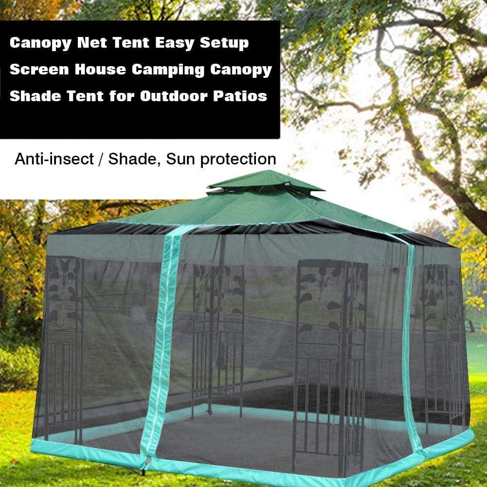 Dream-cool - Tienda de campaña para exteriores y jardín, 300 ...