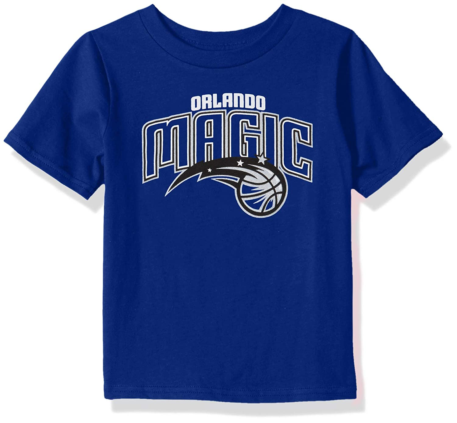 NBA by Outerstuff NBA Toddler Primary Logo Short Sleeve Basic Tee