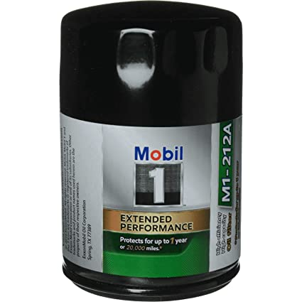 amazon com: mobil 1 m1-212 / m1-212a extended performance oil filter:  automotive