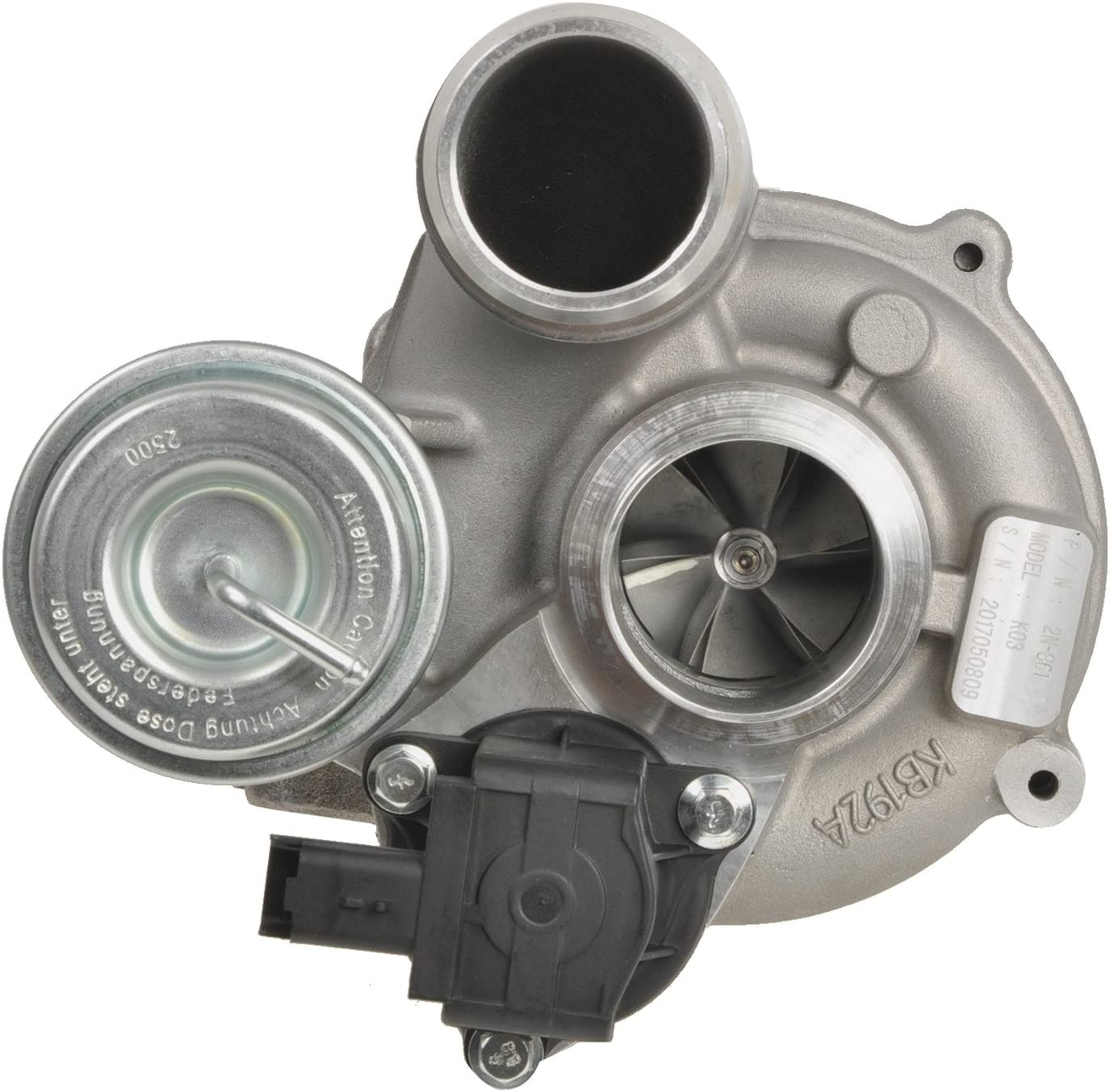 1 Pack Cardone Select 2N-861 New Turbocharger
