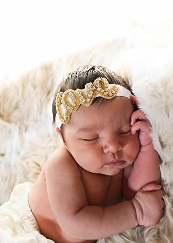 Amazon.com  Love baby headband 2f6add4affd