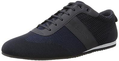 HUGO BOSS Orland_Lowp_sdny, Sneakers Basses Homme, (Dark Blue), 43 EU