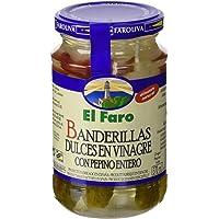 El Faro Banderillas Dulce en Vinagre con Pepino