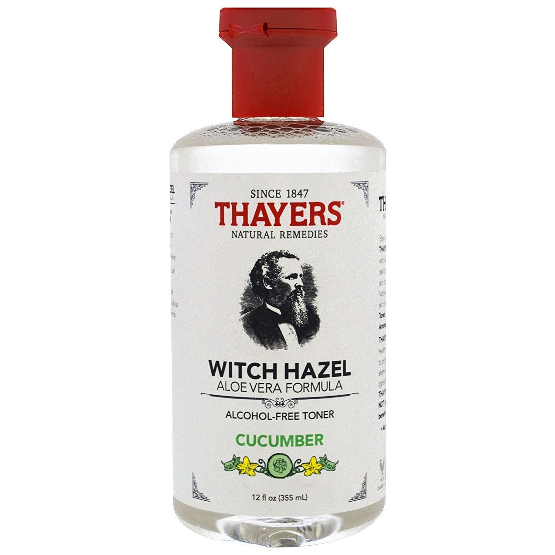 Thayers Witch Hazel with Aloe Vera, Cucumber 12 oz