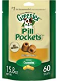 GREENIES PILL POCKETS Chicken Flavor Treats for Dogs