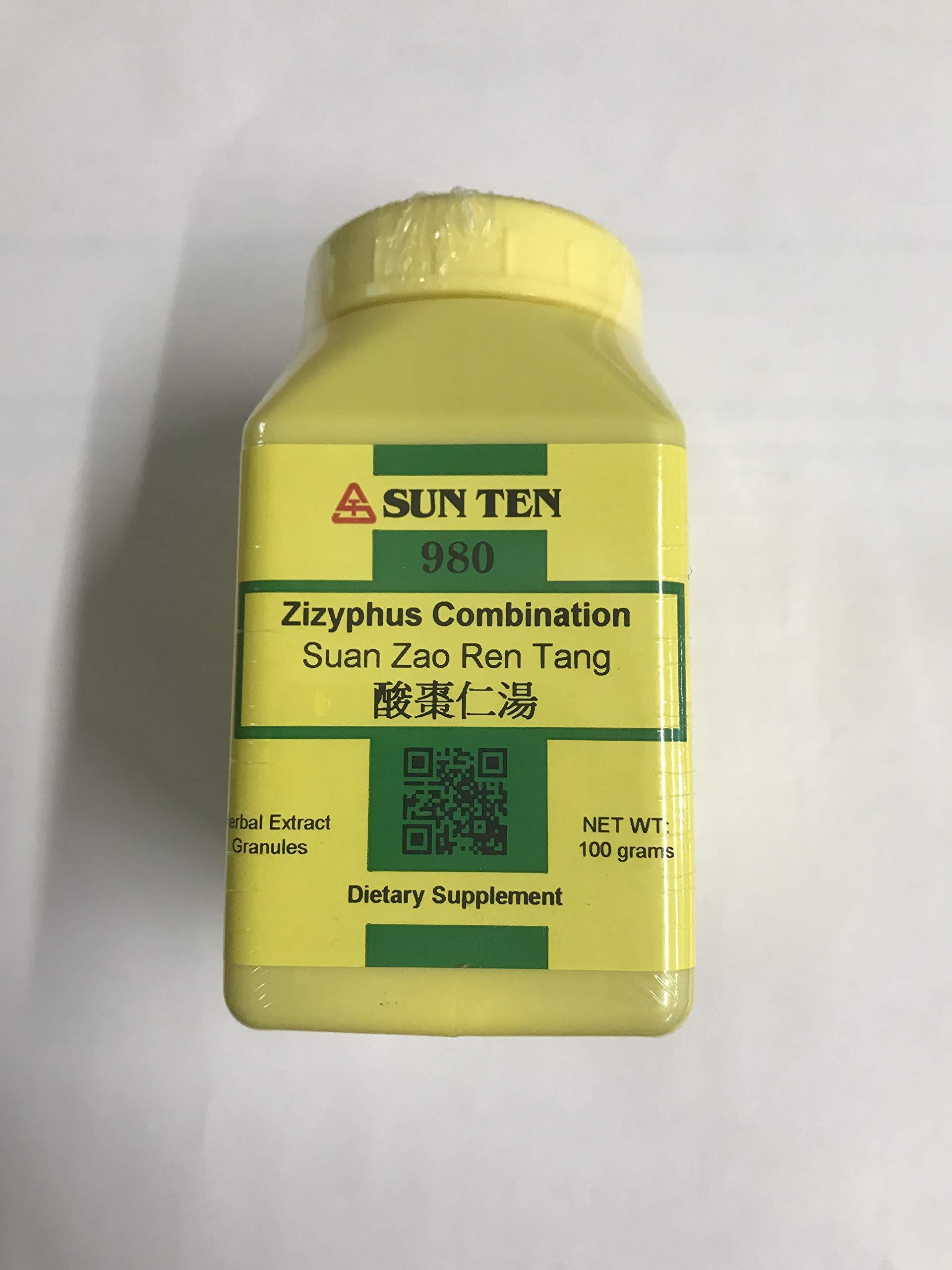 Zizyphus Combination - Suan Zao Ren Tang - 酸棗仁湯 - 100 Grams
