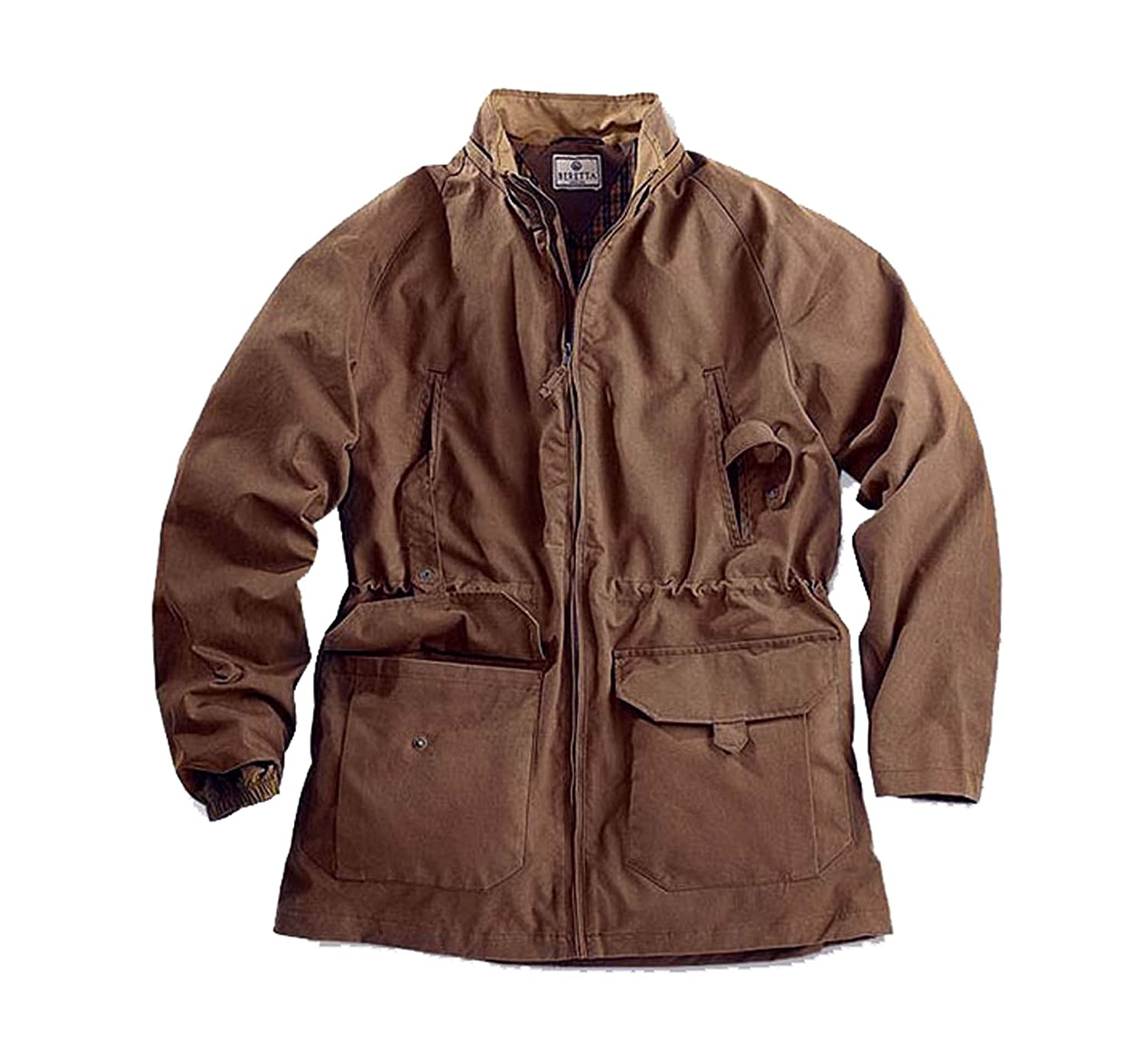 Beretta Men's Waxed Cotton Parka