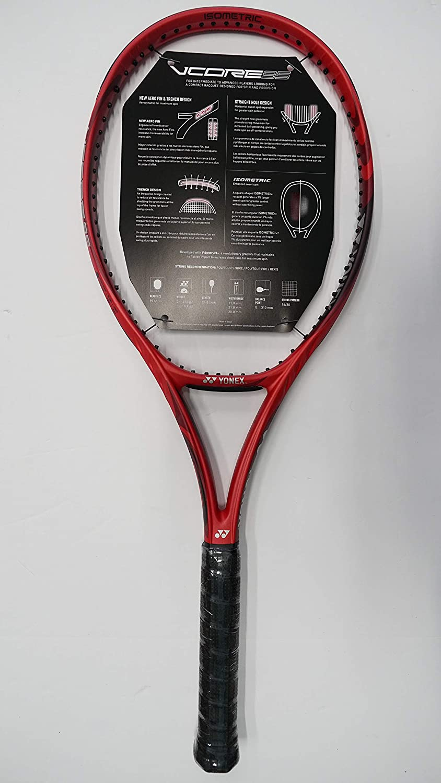 Amazon.com : Yonex Vcore 95 Tennis Racquet, Free Synthetic ...