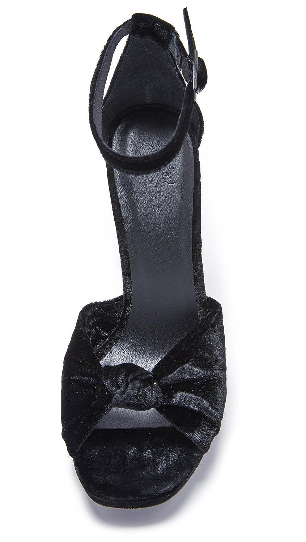 Joie Womens Women's Nabila Platform Dress Sandal B01LZAQBCR 39.5 M EU / 9.5 B(M) US|Black