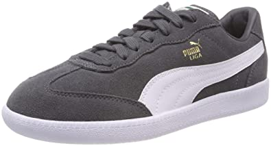 Basses Puma AdulteChaussures Liga SuedeSneakers Mixte YfbgIy7v6
