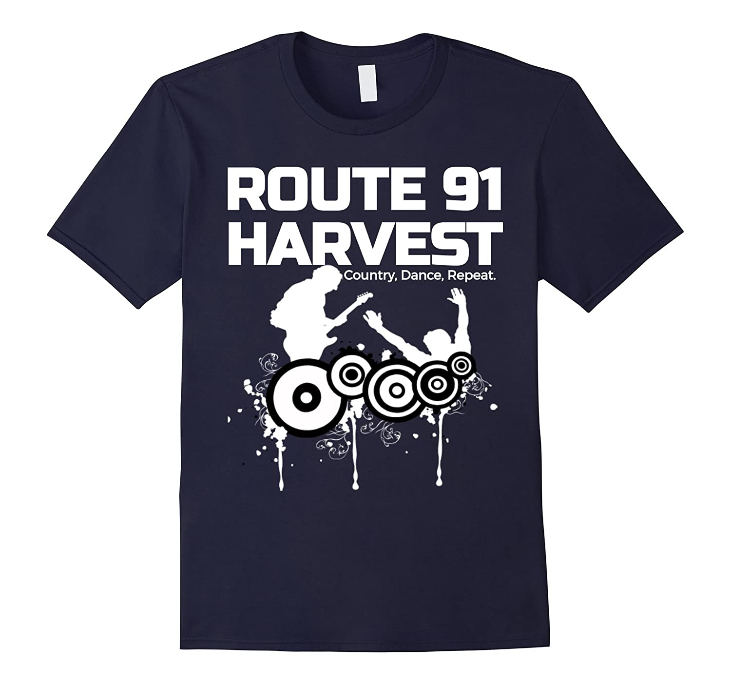 Route 91 harvest Shirt Route 91 Harvest Tshirt country music-T-Shirt