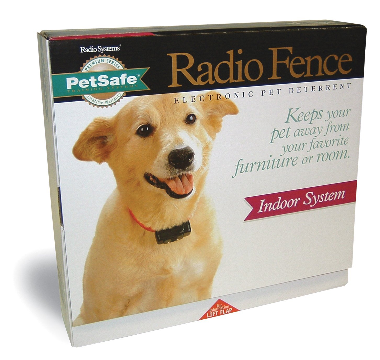 Amazon.com : PetSafe Indoor Radio Fence : PetSafe : Wireless Pet ...