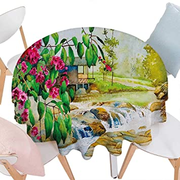 Amazoncom Spring Summber Tablecloth Dinner Picnic Cloth Home