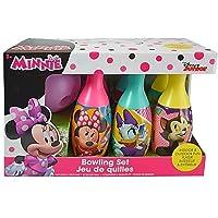 Minnie Mouse Disney Bowling Set Toy