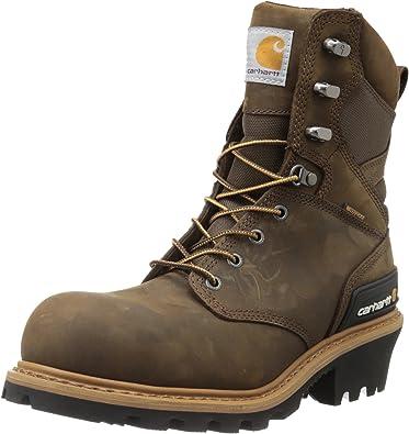 Carhartt Logger Boots