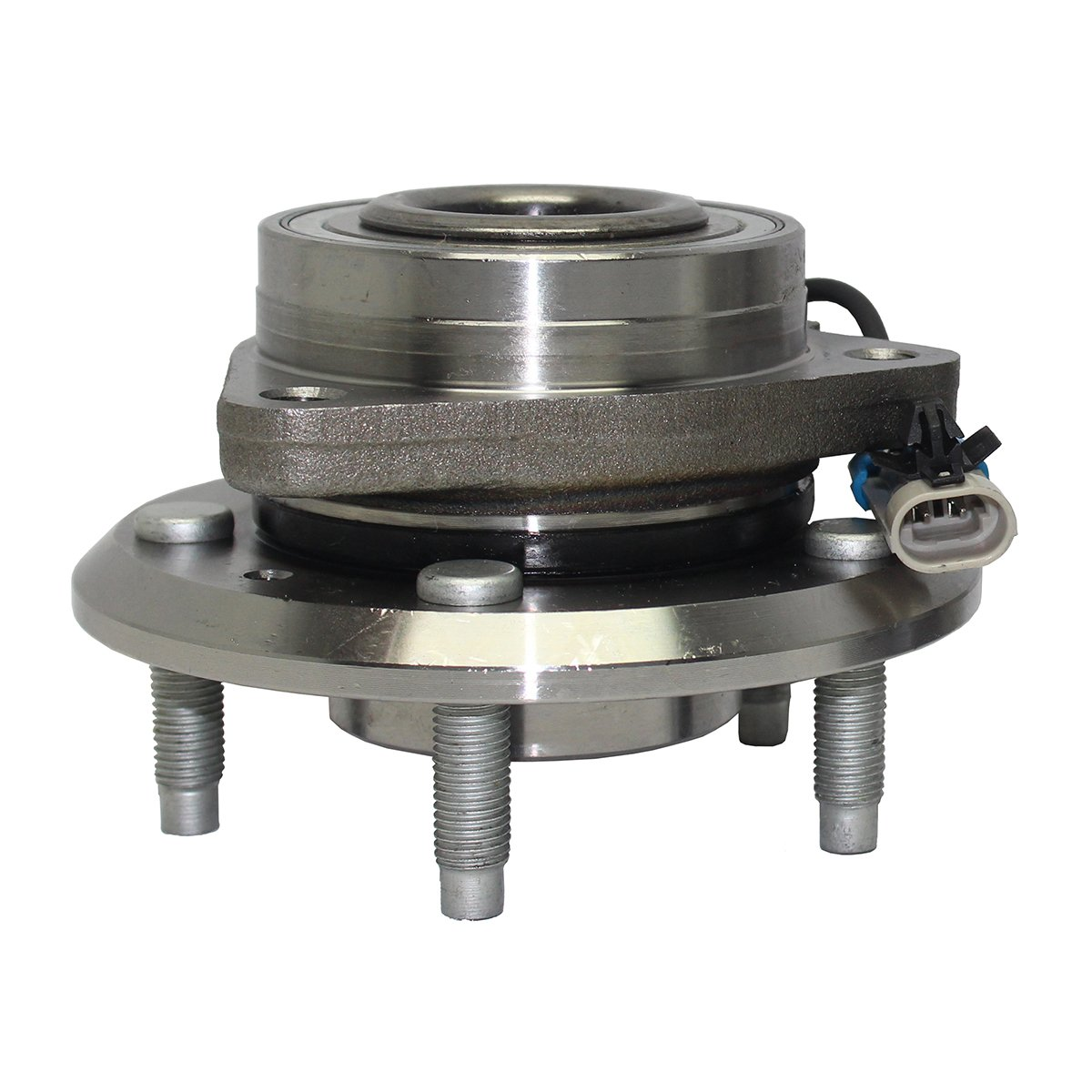 Brand New Front Wheel Hub and Bearing Assembly for Equinox, Torrent, Vue, XL-7 5 Bolt W/ABS 513276 Detroit Axle