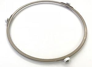 OEM Panasonic Microwave Roller Ring: NNSU676W, NN-SU676W, NNSU696S, NN-SU696S