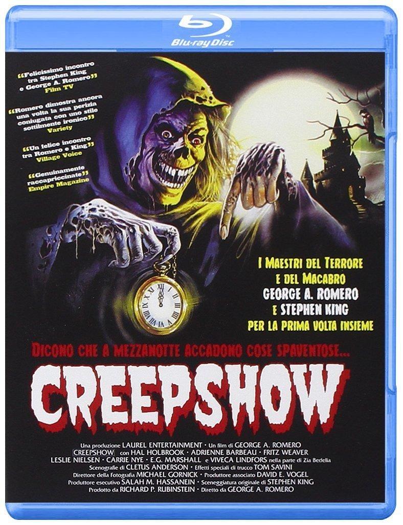 Creepshow (1982) Full Blu Ray 1:1 AVC ITA DTS 5.1 - LPCM 2.0