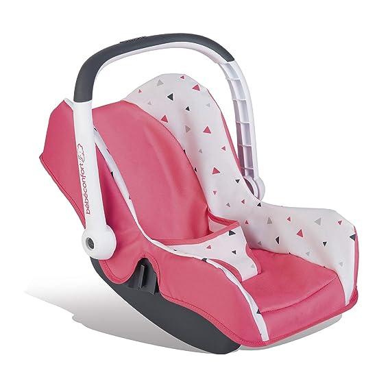 Cochecito, capazo y sillita 3en1 de Bebé Confort (Smoby 253199)