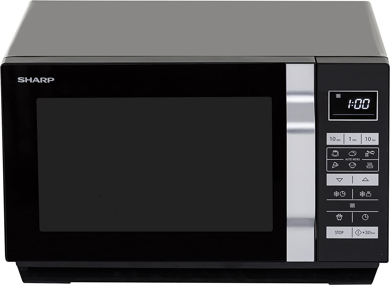 Sharp Home appliences r-360bk Solo - Micro-ondes (340 x 338 x 197 mm)