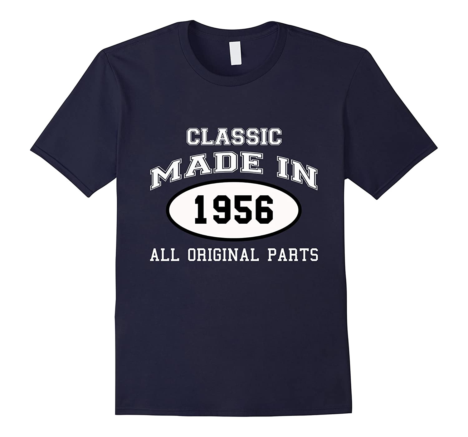 Made In 1956  61st Birthday Gift Idea T-Shirt-TD