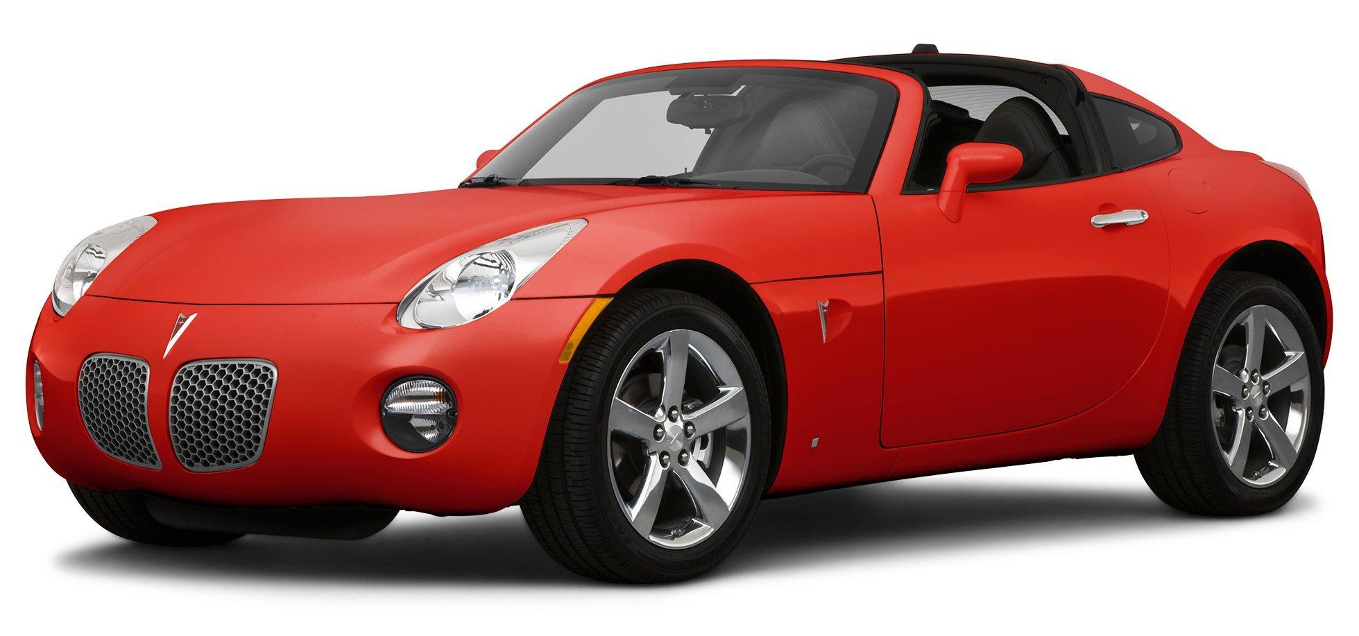 Superb 2009 Pontiac Solstice, 2 Door Convertible ...