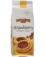 Pepperidge Farm Strawberry Thumbprint Cookies, 191 g