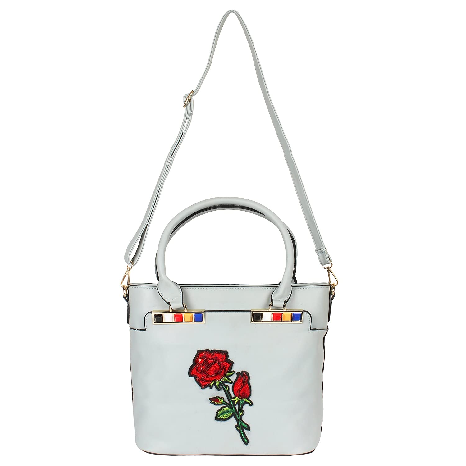 Buy Alta Vogue Party Wear Pu Leather Handbag For Girl S And