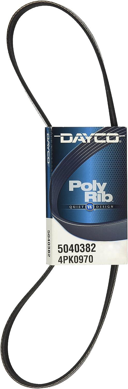 Dayco 5040382 Serpentine Belt