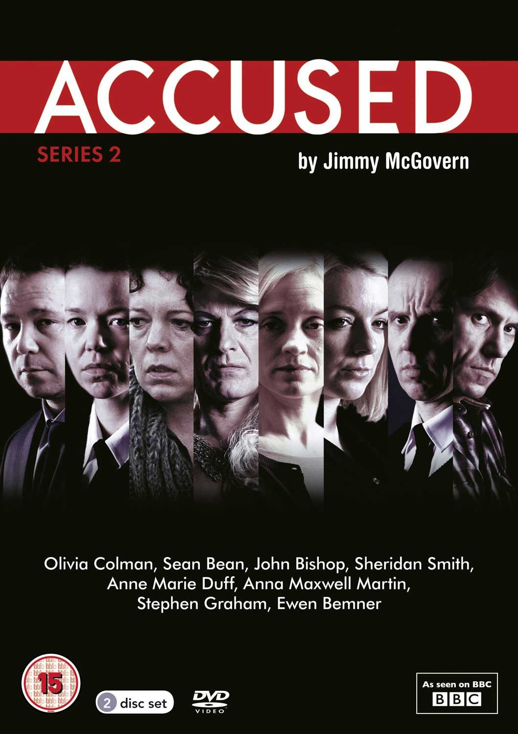 accused season dvd box set accused accused season one accused series 2 dvd
