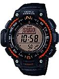 Casio SGW-1000B-4AER - Reloj con correa de piel para hombre, multicolor