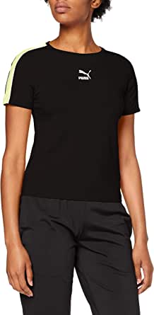 PUMA Women's Classics Tight Top T-Shirt