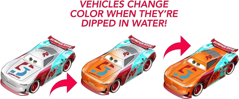 Disney Pixar Cars Color Changers Paul Conrev
