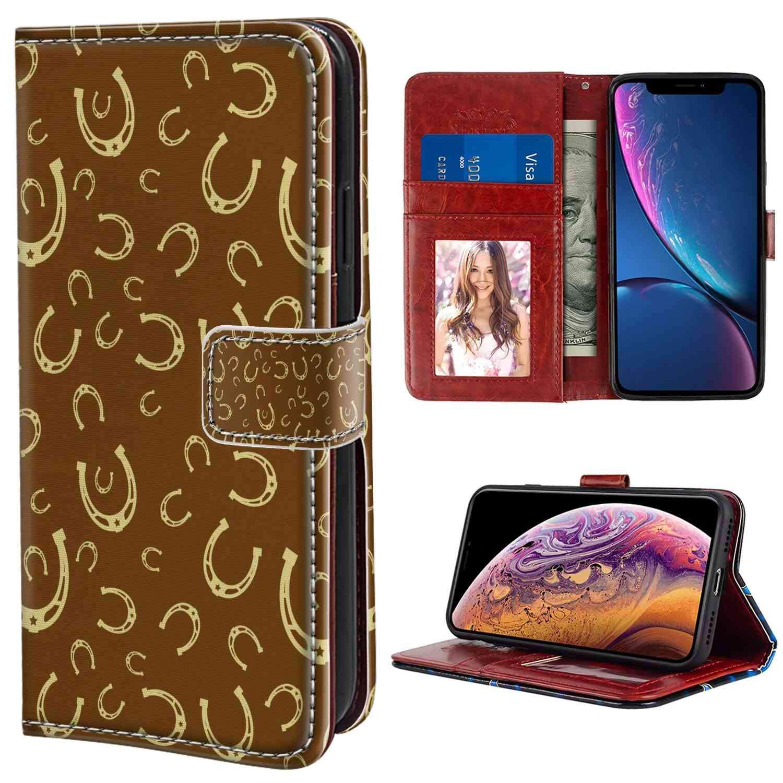 iphone xr wallet case pattern