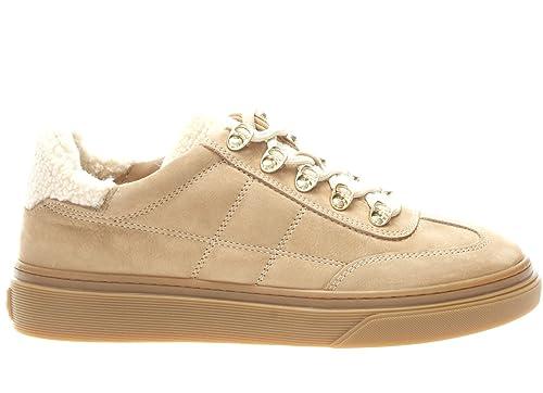 H340 Sneaker Hogan Amazon Pelle In E Borse Donna it Scarpe aZwwAHWq