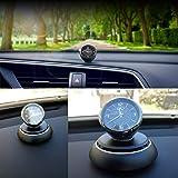 COSMOSS Car Clock for Dash,Dashboard Clocks with