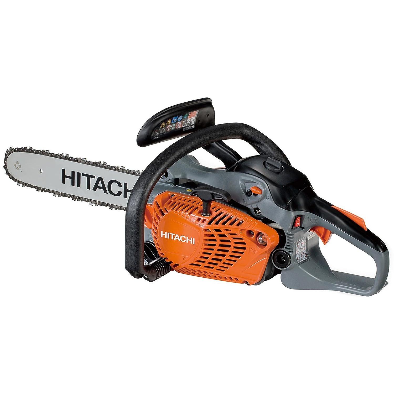 HITACHI CS33EDP Kettensäge 35 cm 1,3 kW 1,77 PS - PureFire 2 Takt + Zubehör Set