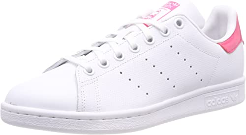 adidas Stan Smith J 207, Baskets Mixte Adulte